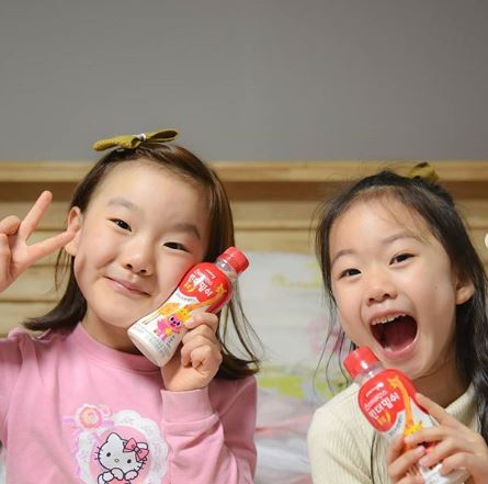 아이들이 먼저찾아먹는 건강밀크 킨더밀쉬 홍삼